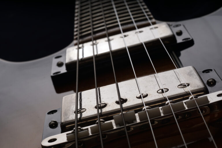 Guitar String Order: How are The Strings Arranged in Standard Tuning?