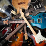 Electric Guitars (How to Learn Guitar)
