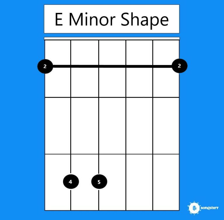 The Best Barre Chords to Learn for Guitar: 4 Easy Shapes