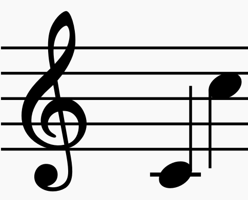 perfect octave musical interval