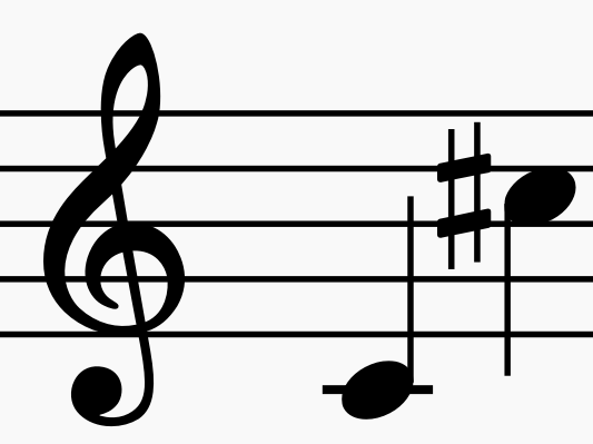 augmented octave musical interval