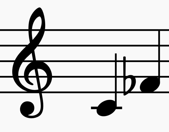 Diminished fourth musical interval