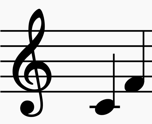 perfect fourth musical interval